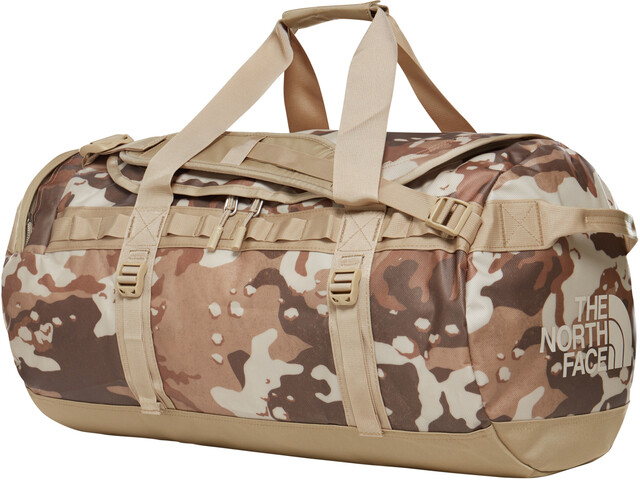The North Face Base Camp Sac M, moab khaki woodchip camo desert print/twill beige